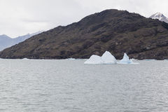 Argentino Lake Upsala Glacier Stock Photos