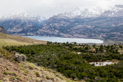 Argentinsk Patagonia Arkivfoton