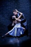 Argentinsk tango Arkivbild