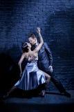 Argentinsk tango Fotografering för Bildbyråer