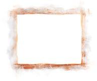 Argento & blocco per grafici del bordo verniciato rame royalty illustrazione gratis