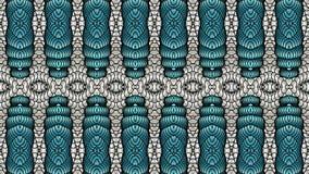 Argento e fondo astratto blu per la progettazione dei tessuti, Fotografia Stock Libera da Diritti