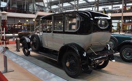 Argento Ghost, 1921 di Rolls Royce Fotografia Stock