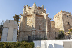 Argentona, Catalogne, Espagne image libre de droits