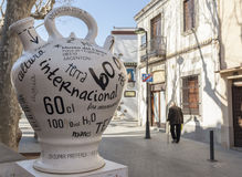 Argentona, Catalonia, Hiszpania obraz royalty free