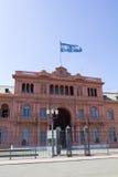 Argentyński rzędu dom Zdjęcia Royalty Free