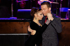 Argentyński tango Zdjęcie Royalty Free