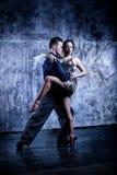 Argentyński tango Zdjęcia Stock