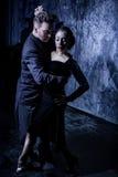 Argentyński tango Obraz Royalty Free