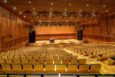 Argentyna filharmonia Kirchner Kulturalny Centre Centro Kulturalny Kirchner CCK - Buenos Aires, Argentyna zdjęcia royalty free