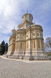 Arges church art Stock Images