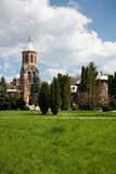 arges curtea de destination ταξίδι μοναστηριών Στοκ Εικόνες