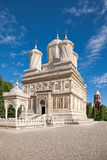 Arges Monastery stock photos