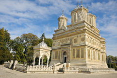 Arges Monastery Church Stock Photos