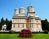 Arges Monastery, Romania royalty free stock photos