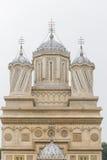 argeskloster romania Arkivbilder