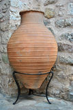 argila de potenciômetro velha Fotografia de Stock