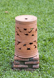 Argila em pasta Foto de Stock