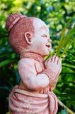 Argile bienvenu de poupée Image stock