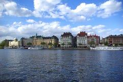 Argine del `s di Stoccolma immagine stock libera da diritti