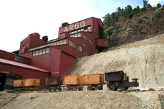 Argo Gold Mine Royalty Free Stock Photos