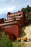 Argo Gold Mine & Mill Stock Photography