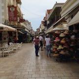 Argostoli/Grécia Imagens de Stock