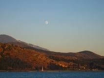 Argostoli Kefallonia, Griechenland stockbild