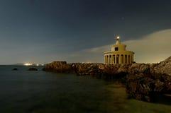 Argostoli lighthouse  Stock Images
