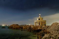Argostoli lighthouse  Royalty Free Stock Photos