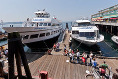 argosy βάρκες Σιάτλ Στοκ εικόνα με δικαίωμα ελεύθερης χρήσης