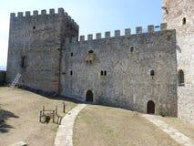 ARGUESO kasztel W CANTABRIA Fotografia Royalty Free