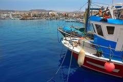 Arguineguin Puerto in Mogan Gran Canaria stock afbeelding