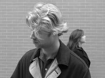 arguing couple Στοκ εικόνα με δικαίωμα ελεύθερης χρήσης
