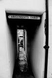 Argument-Yard Lizenzfreie Stockfotos