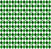 argyle绿色小 库存照片