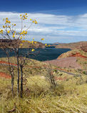 argyle ποταμός λιμνών φραγμάτων ord στοκ φωτογραφίες με δικαίωμα ελεύθερης χρήσης