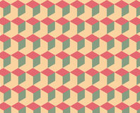 Argyle abstrakt begreppbakgrund Royaltyfri Bild