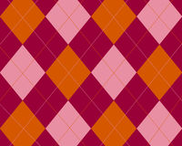 Argyle Background Royalty Free Stock Photos