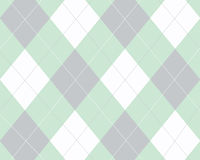 Argyle Background Stock Photo