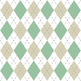 Argyle Check Pattern Image vector illustration