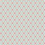 Argyle Colorful Scribble Native Ethnic único Diamond Seamless Pattern Background brillante ilustración del vector