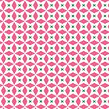 Argyle Geometric Pattern Fabric Background rose abstrait Images libres de droits