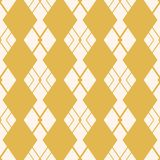 Argyle pattern. Vector abstract geometric yellow and beige seamless texture. Argyle pattern. Vector abstract geometric seamless texture. Elegant ornament with vector illustration