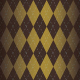 Argyle Print Background Stock Photography