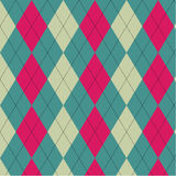 Argyle Seamless Stock Photo
