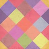 Argyle seamless pattern. Textured argyle seamless pattern. Vector illustration Royalty Free Stock Images