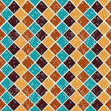 Argyle seamless pattern Royalty Free Stock Image