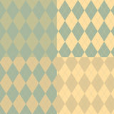 Argyle Seamless pattern1 Stock Photo