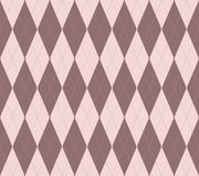 Argyle seamless vector pattern Royalty Free Stock Photography